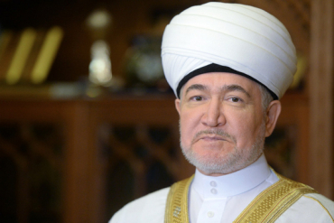Ravil Gaynutdin congratulated Muslim Board of Uzbekistan