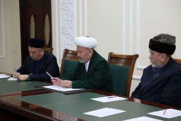 Qur'an Competition's organizing committee held a meeting