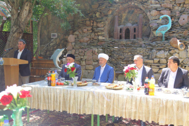 Muftiy and Chairman of the Committee for Religious Affairs visit Namangan region