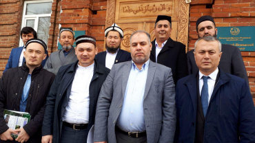 Ufa International Religious Conference: two participants from Uzbekistan