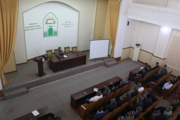Andijan hosts two special lectures for imams: on recent President's Decree and on HIV/AIDS.