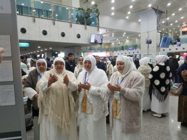 8736 pilgrims are expected to perform umrah within 2 months.