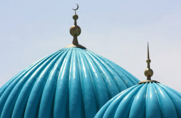 The mosque which has been closed for 20 years is being reconstructed in Namangan